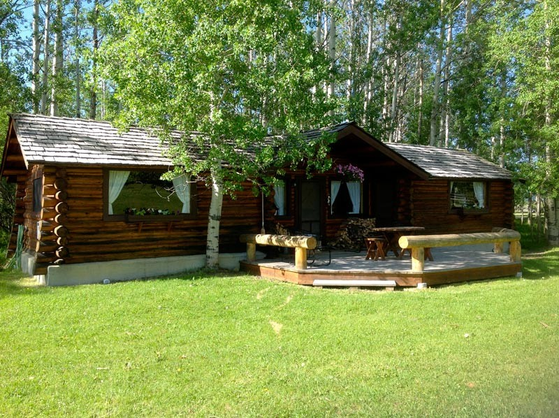 Jackson Hole Lodging: Cabins & Lodge - R Lazy S Ranch
